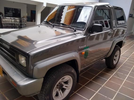 Daihatsu Ferosa 1991