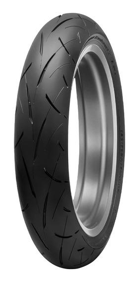 Cubierta 120/70zr17 (58w) Dunlop Roadsport Ii Tl