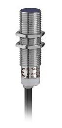Sensor Indutivo Cc D12 Pnp Na 2mm Cabo 2m; Schneider Xs112blpal2