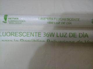 Bombillo Tubo Fluorescente T8 32w 120cm ( 0.85 $ )