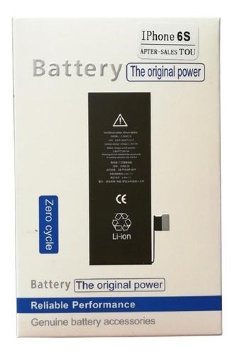 Imagen 1 de 5 de Batería iPhone 6 6s 6s Plus 7 Plus Original Caja