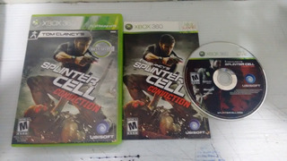 Splinter Cell Conviction Completo Para Xbox 360,funcionan
