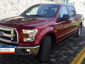 Ford Lobo 5.0 Lts. 4 Puertas Xlt 2016 4x2