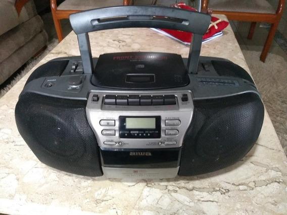 Rádio Gravador Aiwa Es770