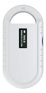 Lector Rfid Escaner Chip Microchip Mascotas Perro Iso11785/8