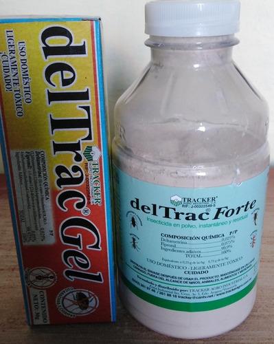 Deltrac Forte + Deltrac Gel