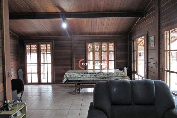 Chácara Residencial À Venda, Parque Santa Márcia, Votorantim - Ch0002. - Ch0002