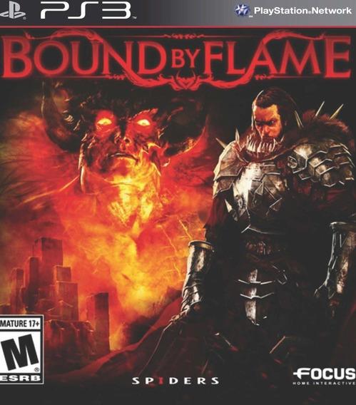 Ps3 Bound By Flame - Mídia Digital
