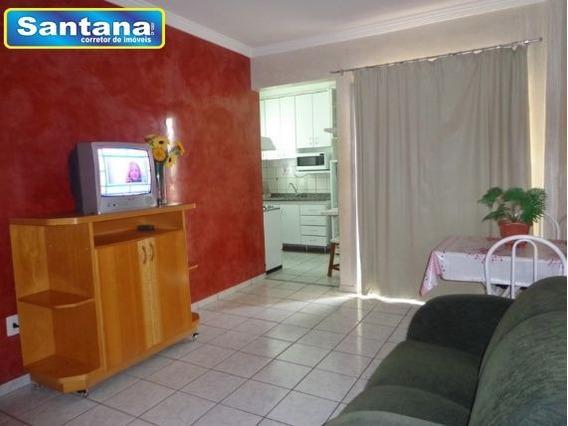 01367 - Apartamento 2 Dorms. (1 Suíte), Bandeirantes - Caldas Novas/go - 1367