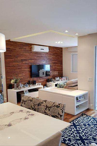 Imagem 1 de 30 de Apartamento Com 2 Dorms, Portal Do Morumbi, São Paulo - R$ 595 Mil, Cod: 2789 - V2789