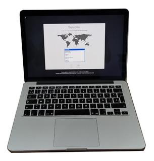 Pórtatil Macbook Pro 13 Retina 2015 Core I5 250 Ssd 8 Ram Es