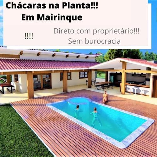 Imagem 1 de 5 de Chácaras A Partir De R$230.000,00