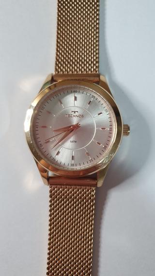 Relógio Feminino Technos Rosé 2035mnv/4k