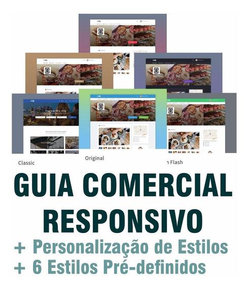 Site Guia Comercial Premium 2019 + Aplicativo Android