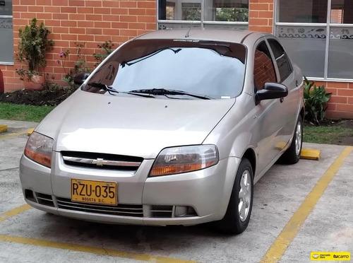 Chevrolet Aveo Aveo Sedan 1600 5p