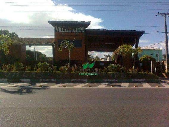 Terreno Residencial À Venda, Jacuipe, Camaçari - Te0213. - Te0213