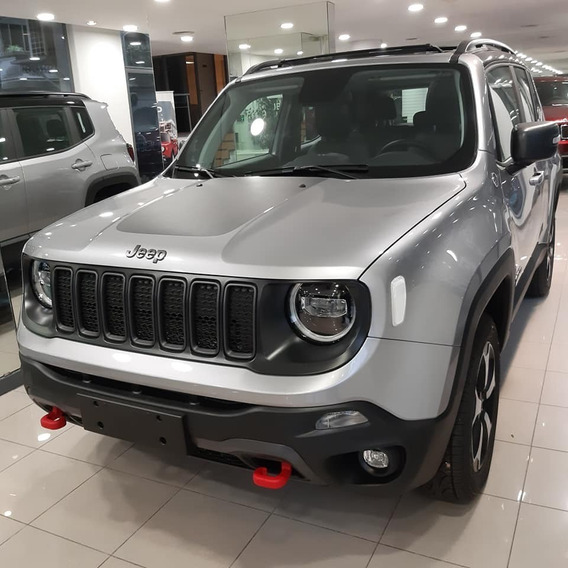 Jeep Renegade Longitud 4x4 Diesel Entrega Inmediata #13