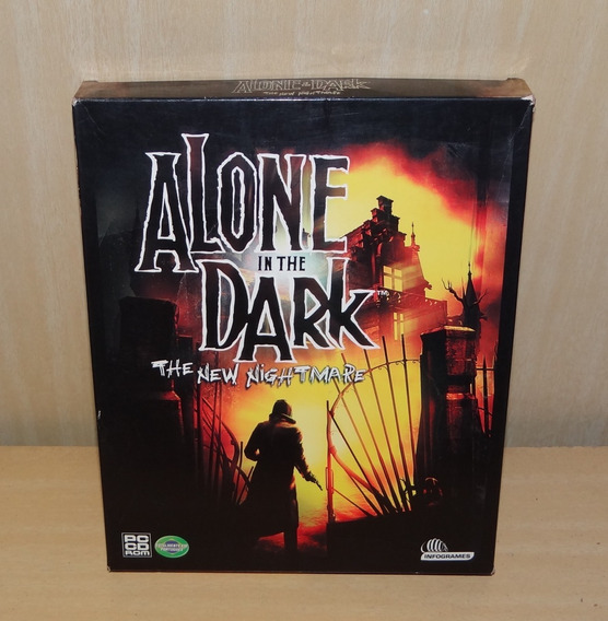 Alone In The Dark - The New Nightmare - Pc
