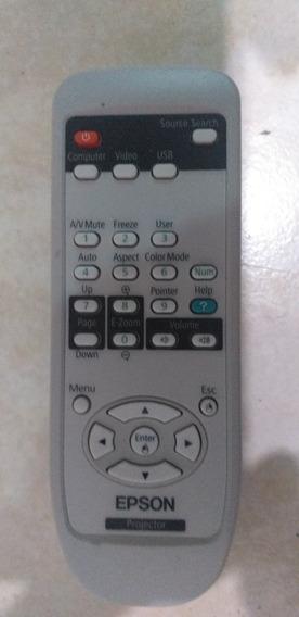 Control Remoto Para Todos Los Proyectores Epson 151506800
