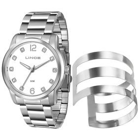 Relógio Lince Feminino Lrm4391l K193b2sx