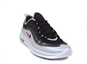 84c77c2f Tenis Nike Air Max Axis Gris/blanco Originales Aa2146 009