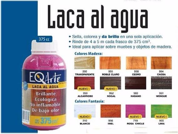 Eq Arte Laca Al Agua 1 Litro