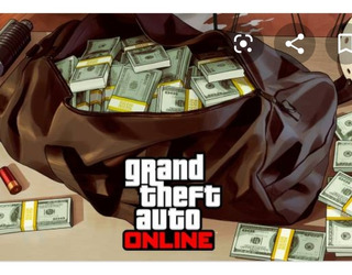 Dinero Gta V Online Ps4.