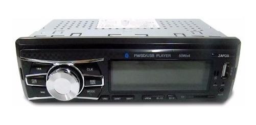 Radio Mp3 Player Som Bluetooth 4x50 Agile Astra Blazer