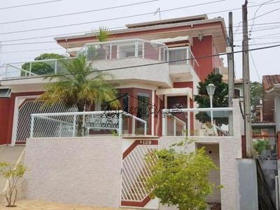 Casa Em Condomínio Fechado Em Vargem Grande Paulista/1960