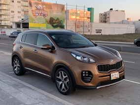 Kia Sportage 2.4 Sxl At 2016