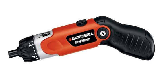 Atornillador 3.6v Black Decker 9078 Black + Decker 9078-ar
