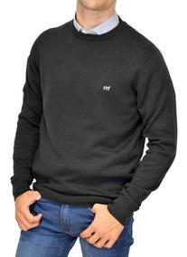 Sweater Pullover Cuello Redondo 14783 Hombre Mistral Inv19