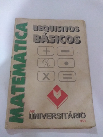 Matematica Requisitos Basicos
