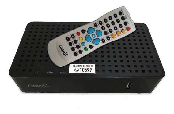 Receptor Claro Tv Livre - Não Precisa De Recarga