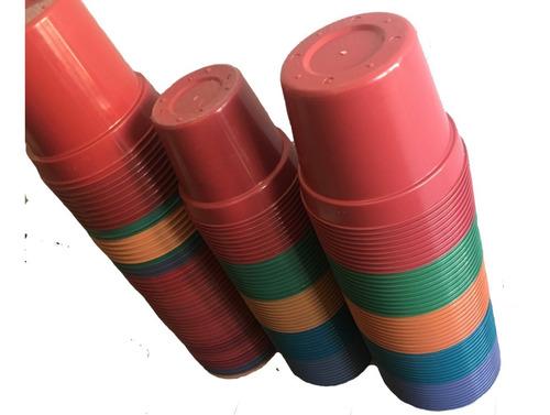 Macetas De Jardin De Plastico 10 Pulgadas Paquete 20 Pzs