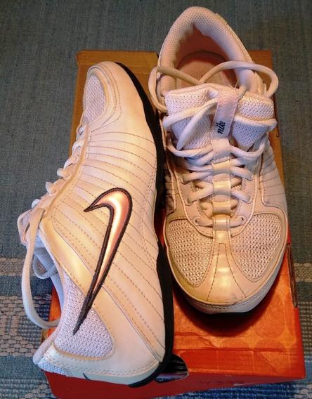 Zapatillas Nike Tenis Mujer Talle 35 / 5.5 Usa