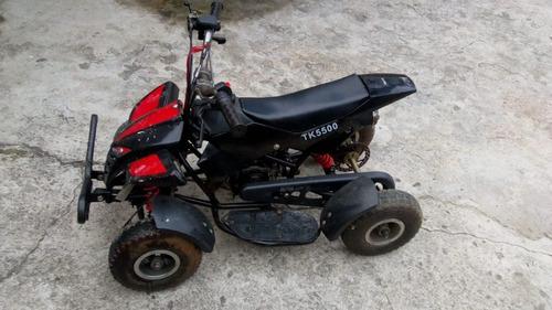 Imagem 1 de 3 de Mini Quadriciculo 55cc