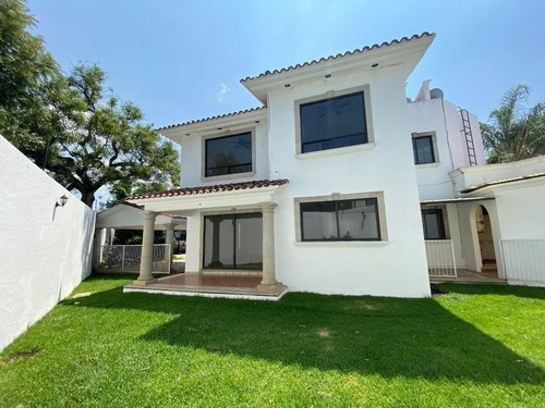 Casa En Privada En Delicias / Cuernavaca - Via-528-cp