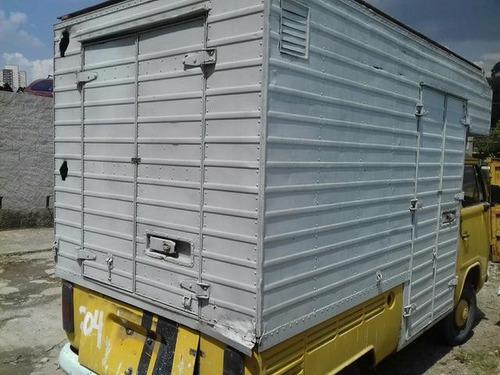 Sucata Kombi Ideal Para Truck Food (fixo)