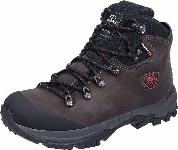 Bota Snake Dry Stone 100% Impermeavel - Trekking Com C.a.