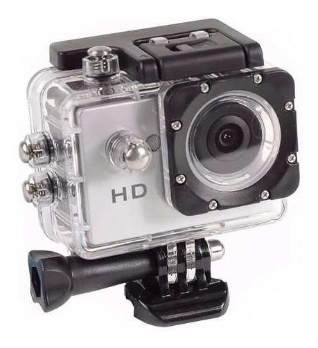 Action Camera Esporte Usb 2.0 Full Hd 12mp Go Pro Ultra