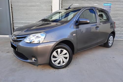 Toyota Etios 1.5 - Excelente Estado *unico Dueño*