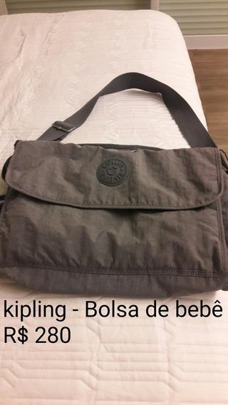 Bolsa De Bebê Da Kipling