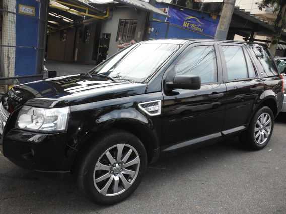 Land Rover Freelander 2 Se 2010+blindada+interior Caramelo