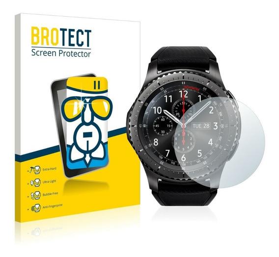 Pelicula Gear S3 Frontier De Vidro Brotect Airglass Samsung