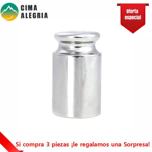 25 kg Calibraci/ón Gram Escala Peso Set para Balanza Digital Balance Calibraci/ón Peso 1 g