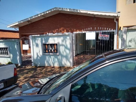 Casa Em Vila Santo Antônio, Valinhos/sp De 100m² 2 Quartos Para Locação R$ 1.600,00/mes - Ca309606