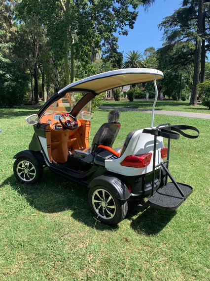 Carro De Golf 0 Km. Simil Melex Ezgo Club Car Yamaha Barcala