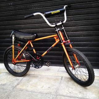Bici Tipo Moto Monark Año 1979 Toda Original Impecable