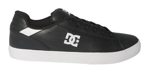 Tenis Hombre Dc Shoes Notch Sn Mx Negro Originales Spor Gym